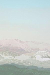"Free Range, 2014, oil on canvas, 60"" x 40"""